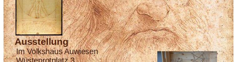 Leonardowerkstatt Ausstellung in Linz-Auwiesen